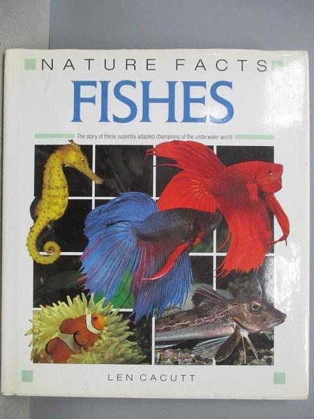 【書寶二手書T2/動植物_JQY】Nature Facts-Fishes