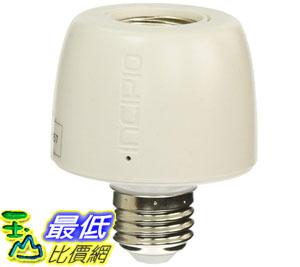 [107美國直購] 智能燈泡 Incipio CommandKit Wireless Smart Light Bulb Adapter with Dimming, WiFi