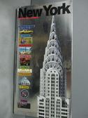 【書寶二手書T7/旅遊_HKD】Knopf City Guide: New York_ALFRED A. KNOPF
