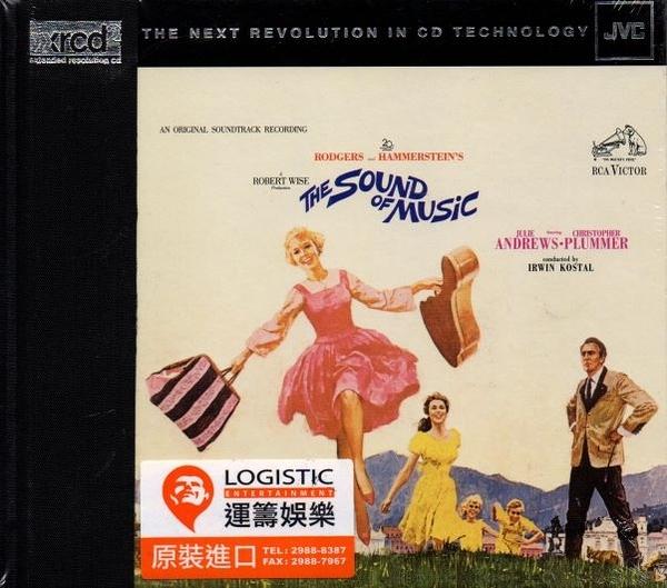 【停看聽音響唱片】【XRCD】THE SOUND OF MUSIC-AN ORIGINAL SOUNDTRACK RECORDING