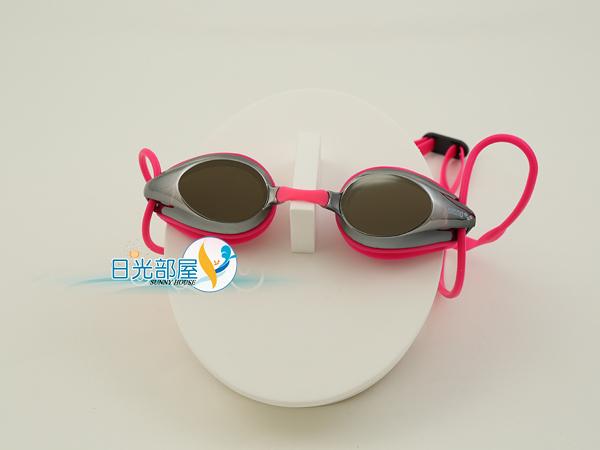 *日光部屋* arena (公司貨)/AGG-280M-FSPK 競泳/訓練/鍍膜/小鏡面泳鏡