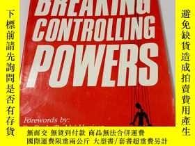 二手書博民逛書店breaking罕見controlling powersY9212