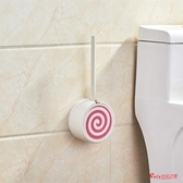 馬桶刷 無死角洗廁所刷子去死角軟毛免打孔家用衛生間潔廁清潔套裝 4色