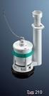 【麗室衛浴】 瑞士GEBERIT 水箱單體排水器單段式 A-061-1