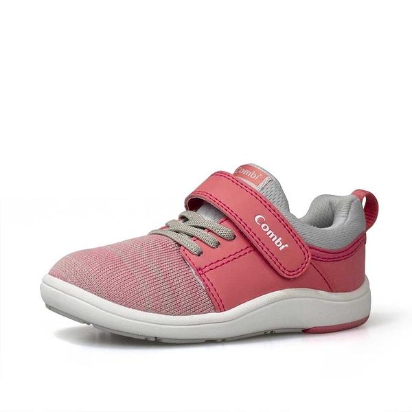 康貝 Combi NICEWALK 醫學級成長機能鞋-粉(A03)