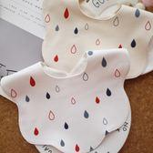 寶寶口水巾 3件云朵造型潮牌彩棉兒童純棉防水口水巾 寶寶圍嘴嬰兒圍兜 萌萌小寵