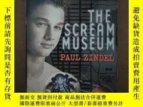 二手書博民逛書店P.C.罕見Hawke Mysteries: The Scream Museum - Book #1Y2693