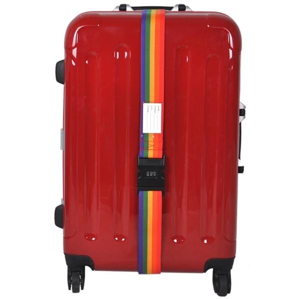 【2M密碼鎖】三位數密碼 旅行出國一字束帶 拉桿箱捆帶 登機箱綁帶 打包繩 綑綁帶 綁箱帶 行李帶