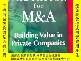 二手書博民逛書店Valuation罕見For M&aY351159 Chris