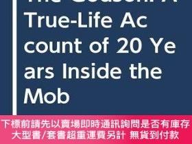二手書博民逛書店The罕見Godson: A True-Life Account of 20 Years Inside the M