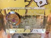 迪士尼水晶鐘