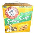 此商品48小時內快速出貨》【鐵鎚】超強凝結清香綠標貓砂(26.3磅) 2盒免運組
