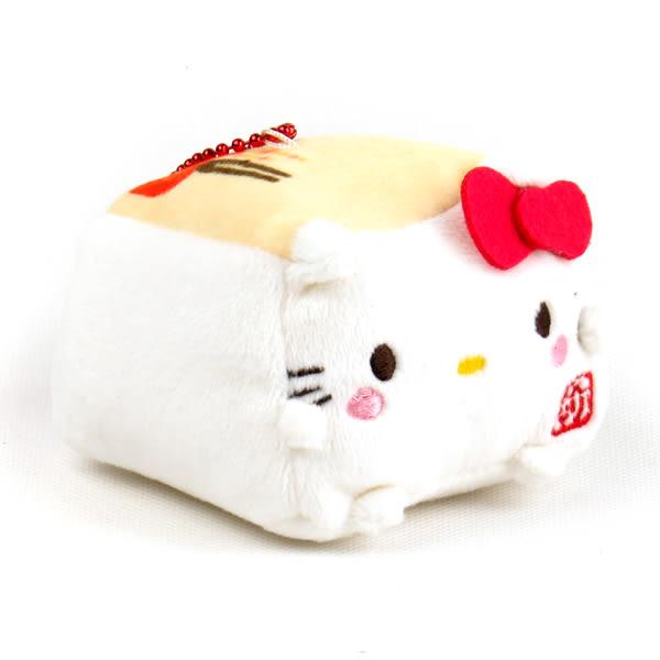 Hello Kitty吊飾 豆腐公仔玩偶吊飾-小/公仔/玩具/療癒小物 [喜愛屋]