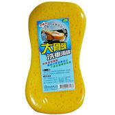 大骨頭洗車海棉22*11.5*6cm【愛買】