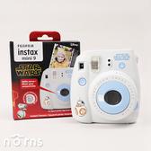 【instax mini9星際大戰拍立得相機】Norns Fujifilm 平行輸入 迪士尼STAR WARS