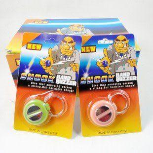 整人玩具  電人握手寶 30克二個價