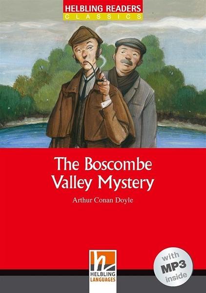 (二手書)Helbling Readers Red Series Level 2: The Boscombe Valley Mystery..