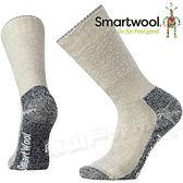 Smartwool SW133-236 灰褐色 超級重量級減震 Mountain 高筒襪 美麗諾羊毛機能排汗戶外健行雪襪