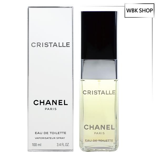 CHANEL 香奈兒 Cristalle 女性淡香水 100ml - WBK SHOP