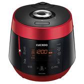 【韓國CUCKOO福庫】10人份真高氣壓智慧型電子鍋 CRP-P1009S紅R