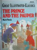 【書寶二手書T1/原文小說_MOZ】The Prince and The Pauper_Mark Twain