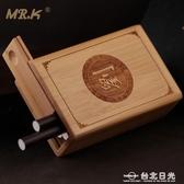 煙盒整包裝MR.K煙盒古典男士香菸個性創意定制手工竹煙盒刻字送禮禮盒 台北日光