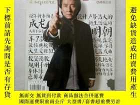 二手書博民逛書店時尚先生罕見2007年第11期 封面:成龍Y254853 出版2