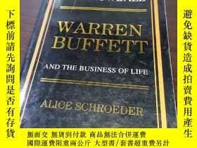 二手書博民逛書店The罕見Snowball: Warren Buffett and the Business of Life 滾雪