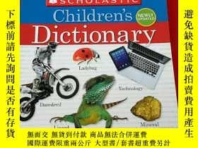 二手書博民逛書店Childrens罕見Dictionary NEWLY UPDA