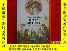 二手書博民逛書店KATZE罕見MIT HUT(凱茨麻省小屋)Y127103