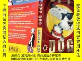 二手書博民逛書店spy罕見dog : 間 諜犬 . Y200392