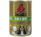 ◆MIX米克斯◆猋.精緻狗罐頭385克【24罐入】多種口味混搭出貨 (超取限16罐)