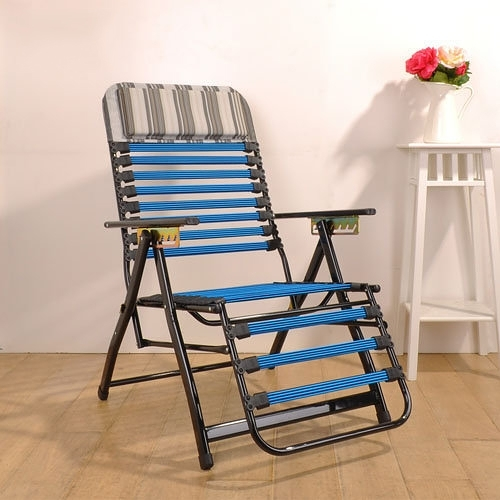 躺椅 涼椅 五段式休閒健康椅 休閒椅 折疊椅 摺疊椅 I-AD-CH038 澄境