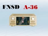 FNSD華成數位迴音卡拉ok綜合擴大機A-36輸出功率250W+250W台灣製造A36☆另可搭配其他型號伴唱機音響組