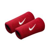 Nike Swoosh [NNN05601OS] 加長 護腕 腕帶 運動 打球 健身 吸濕 排汗 乾爽 彈性 紅