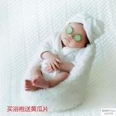 2019新生兒攝影道具滿月百天照相服裝服飾寶寶拍照浴袍寫真服裝售歐韓時代