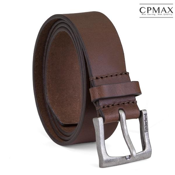 Timberland 男士經典皮革牛皮腰帶 皮帶 Men\'s Classic Leather Jean Belt L55