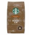 C614575 Starbucks Breakfast Blend 早餐綜合咖啡豆 1.13公斤 2組