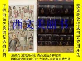 二手書博民逛書店【罕見】《世界服飾的歷史》LE COSTUME HISTORIQ