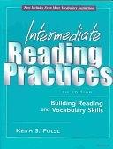 二手書博民逛書店《Intermediate Reading Practices: Building Reading and Vocabulary Skills》 R2Y ISBN:0472030132
