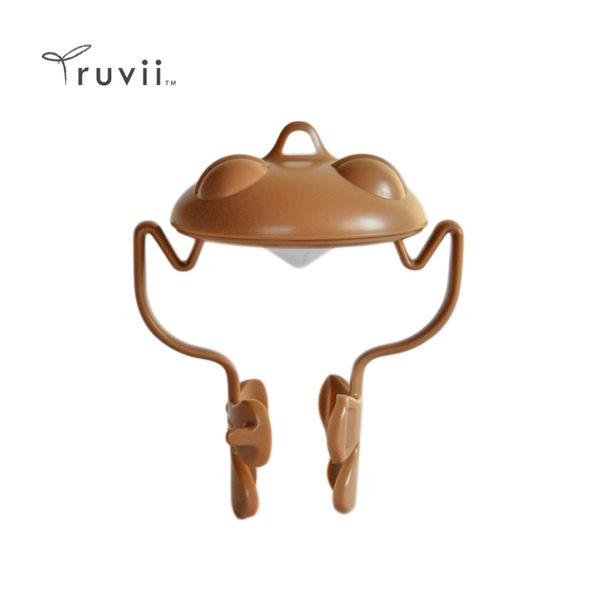 Truvii 手電筒光罩之動物造型系列-褐色青蛙 營燈 小夜燈 TALC