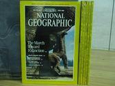 【書寶二手書T8/雜誌期刊_RDX】國家地理_1989/1~6月間_共6本合售_The march...等
