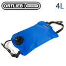 德國 ORTLIEB Water Bag 攜帶式裝水袋 4L 藍色 N46 露營│登山│戶外│健走│儲水袋│飲用水袋