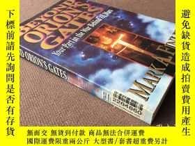 二手書博民逛書店Beyond罕見Orion s gates (英語)Y27831