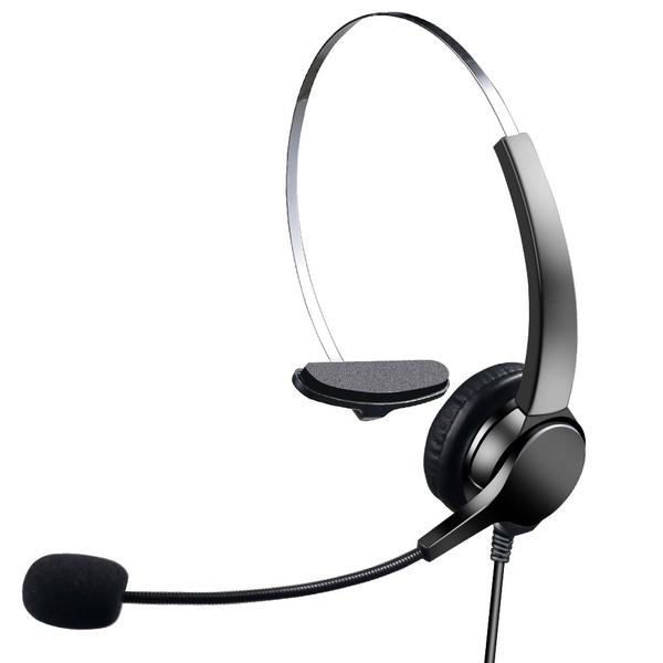 FANVIL X4G 耳罩式電話耳機麥克風 另售國際牌panasonic有線無線電話 NEC 思科CISCO