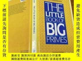 二手書博民逛書店The罕見little book of big primesY171500 看圖 看圖