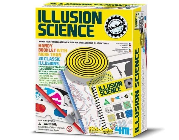 幻象魔術師Illusion Science 魔術不單單只是魔術也包含了科學的精神唷