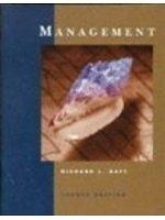 二手書博民逛書店 《Management (Dryden Press Series in Management)》 R2Y ISBN:0030259673│RichardL.Daft