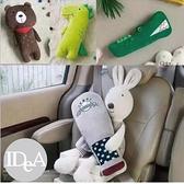 恐龍造型安全帶護肩抱枕 車用兒童護枕造型抱枕 安全座椅 動物 恐龍當家 鱷魚 棒球 棕熊 甜筒