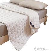 床墊1.8m床褥子雙人摺疊保護墊子薄學生防滑1.2米單人墊被1.5m床igo    西城故事
